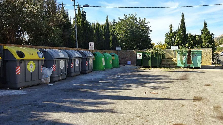 Siete empresas aspiran al contrato de la recogida de la basura de Xàbia