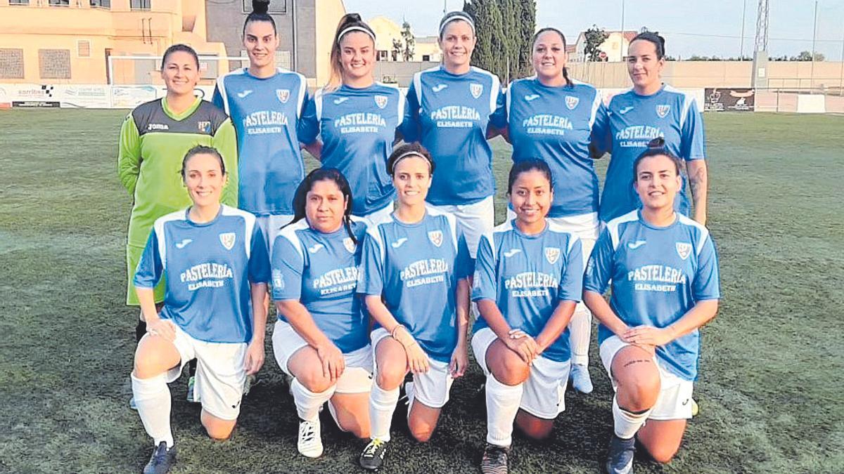 El Benicató se nutre de jugadoras de la comarca.