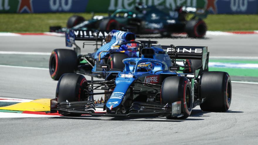 Horario y dónde ver la carrera del GP de España