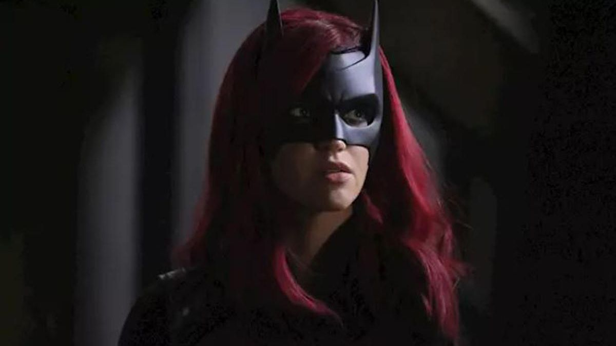 Una imagen de la serie Batwoman.