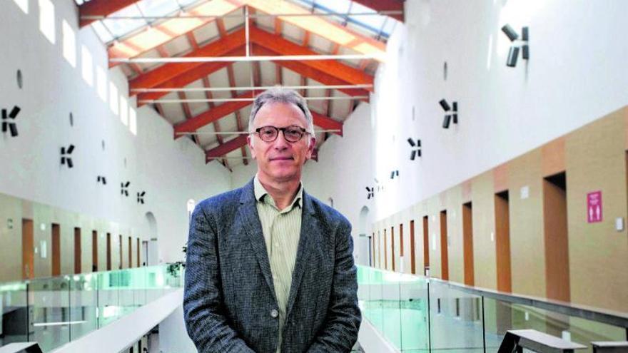 """Roger Llanes: """"La agricultura necesita capital , aunque los fondos son peligrosos"""""""