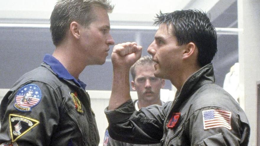"""Kilmer repetirá en """"Top Gun 2"""""""