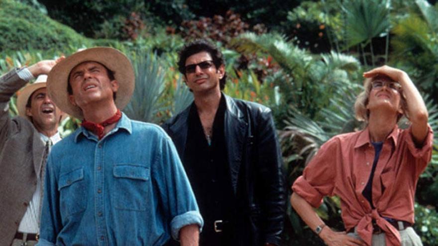 'Jurassic World 3' contará con los protagonistas de la película original