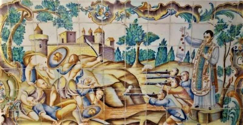 El milagro eucarístico que une a Carboneras de Guadazaón, Daroca y Llutxent