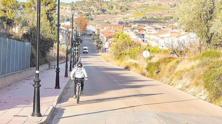 Llanera de Ranes y Rotglà i Corberà se acercan más con un carril bici