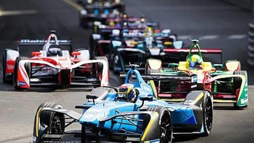 La Fórmula E desembarca hoy en Cheste
