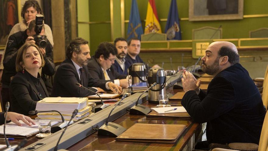 La portavoz de Podemos en Oviedo, Ana Taboada, condenada por atentar contra el honor del exalcalde Agustín Caunedo