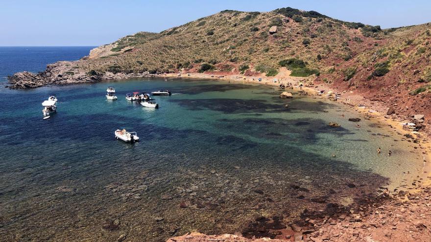 De Pregonda a Turqueta, calas para perderse en Menorca