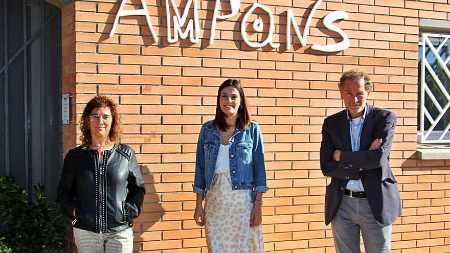 Ampans i la consultora Etalentum Anoia&Bages s'alien per la inclusió laboral