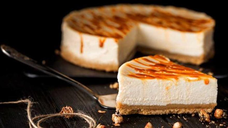La receta del momento: tarta de limón sin azúcar, sin horno, ni batidora