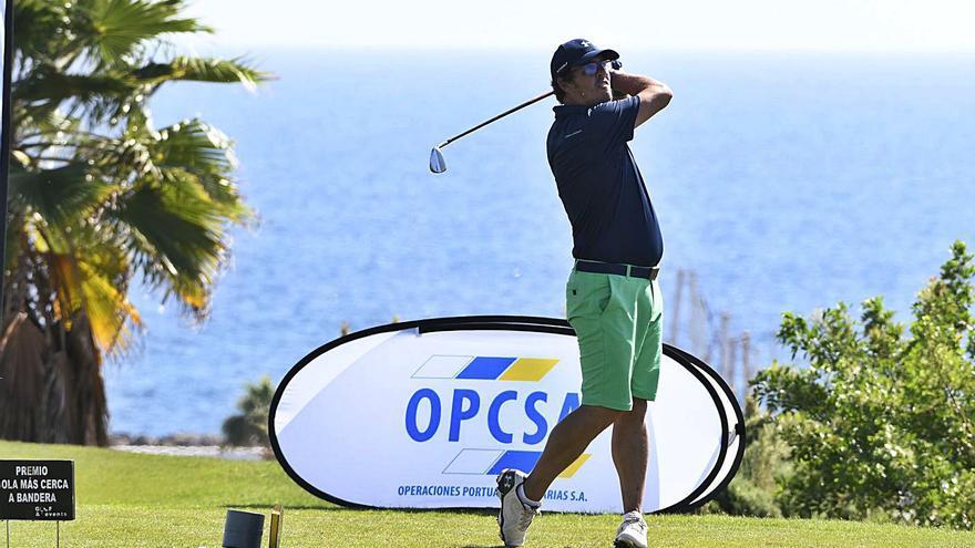 López y Macías ganan el Torneo Benéfico OPCSA