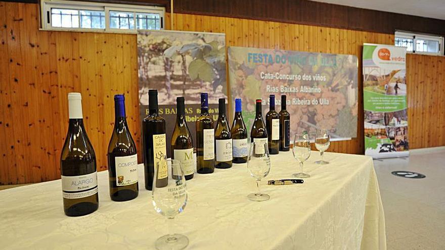 Una Festa Viño da Ulla sin invitados