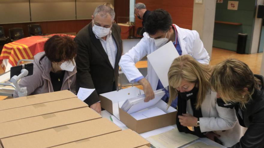 Catalunya rep una nova entrega dels 'Papers de Salamanca' però denuncia que el Ministeri no retorna tots els documents