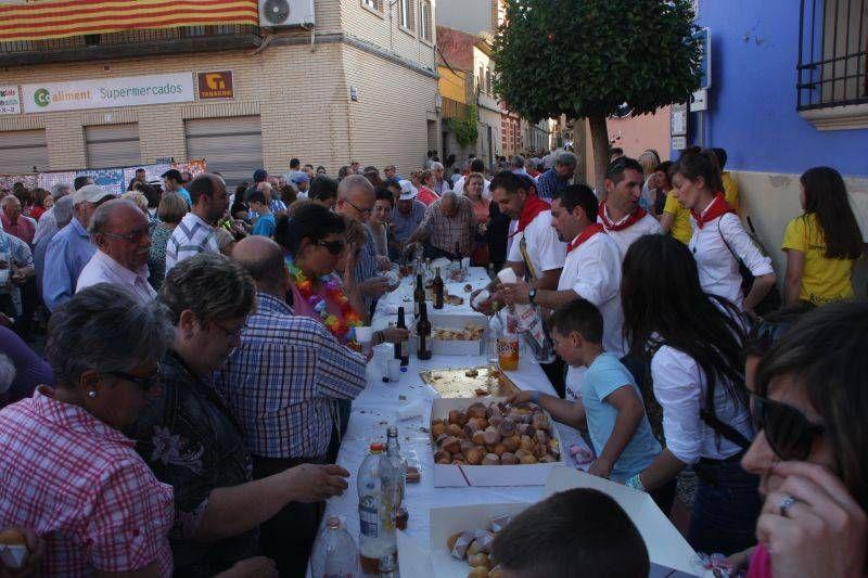 Fiestas en Torres de Berrellén