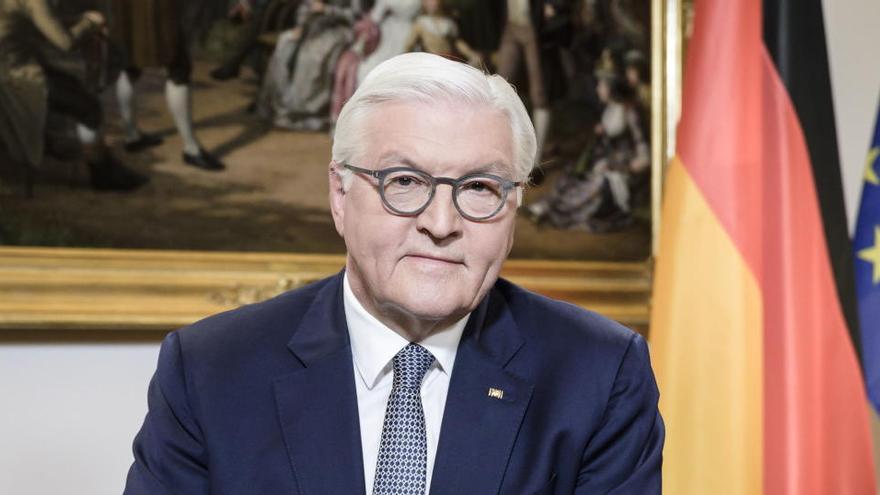 """El presidente alemán afirma que su país está """"obligado"""" a ser solidario con Europa"""