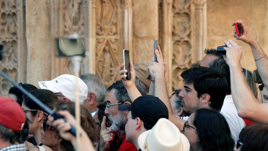 Los españoles viajaron un 5,4% menos hasta septiembre