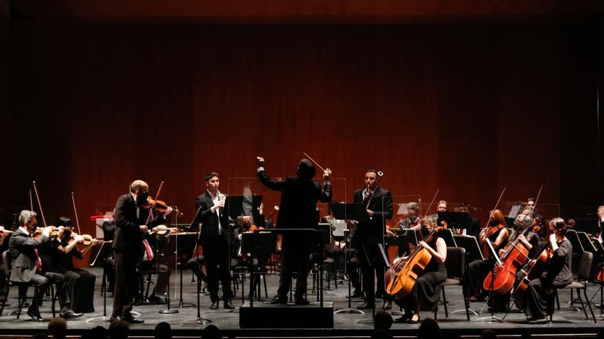 La Orquesta de Córdoba recupera la zarzuela 'El Patio de los Naranjos'
