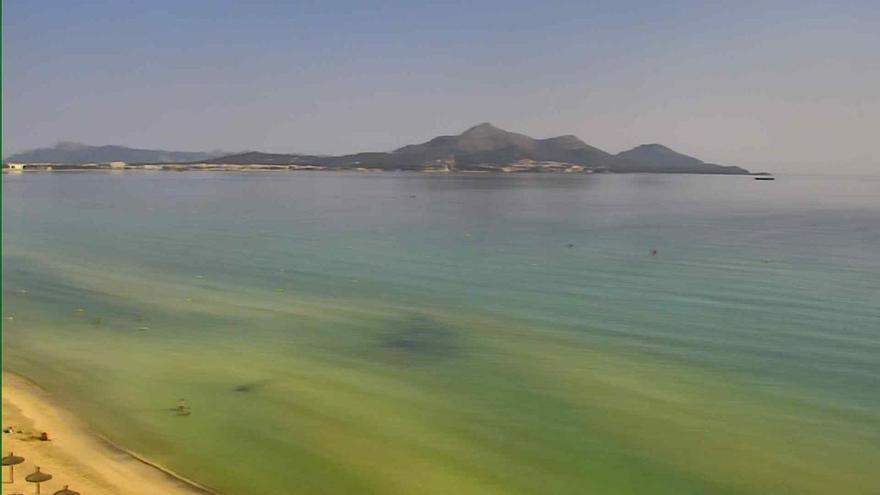 Warm-wolkiger Wochenstart beim Wetter auf Mallorca