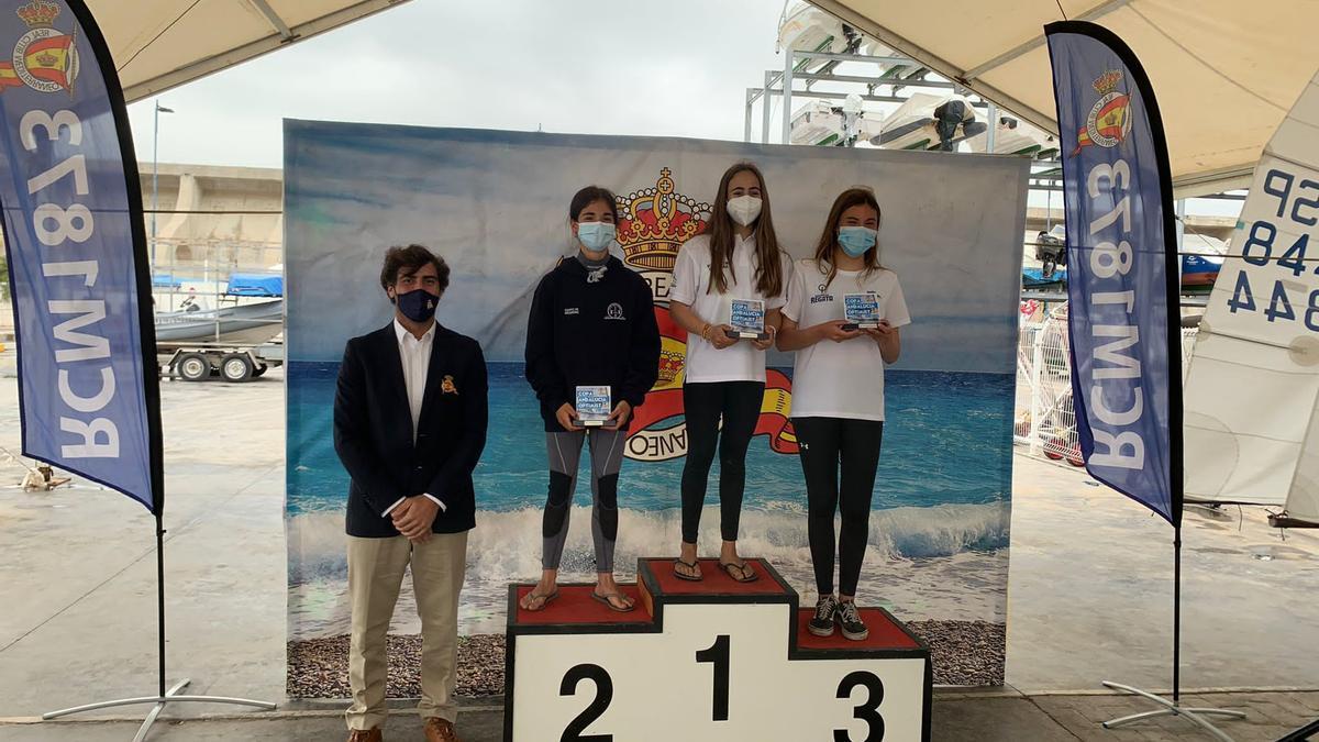 Entrega de premios en el Real Club Deportivo Mediterráneo