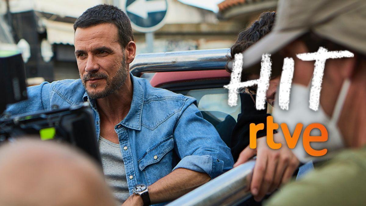 Imagen de la grabación de la segunda temporada de 'HIT'.
