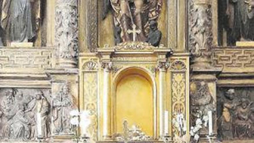 Visita apostólica del arzobispo de Zaragoza a la localidad