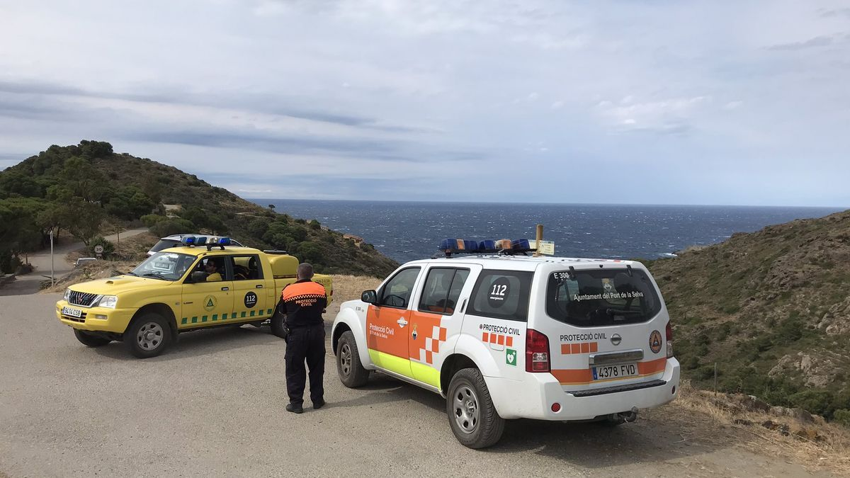 Protecció Civil tanca l'accés al Cap de Creus per risc d'incendi forestal