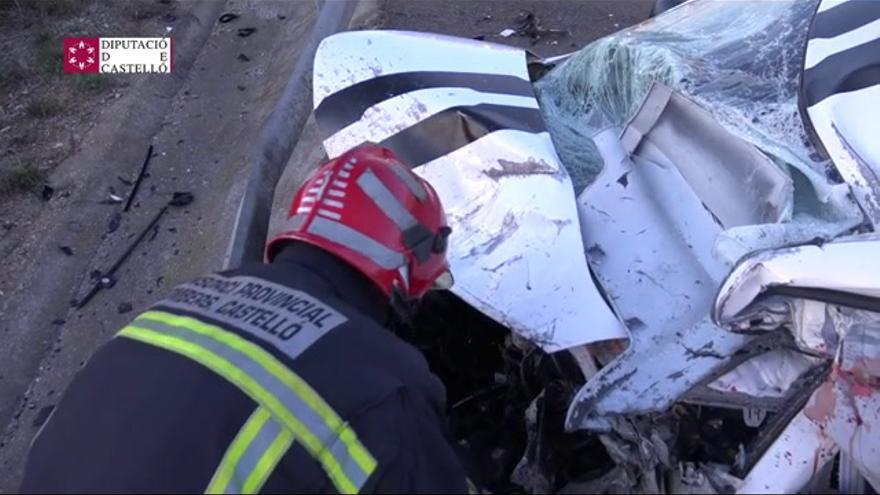 Nueva tragedia en la carretera de la muerte: la N-340