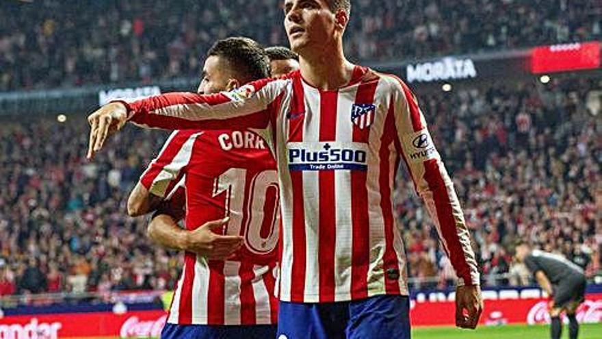 El Atlético recupera el pulso