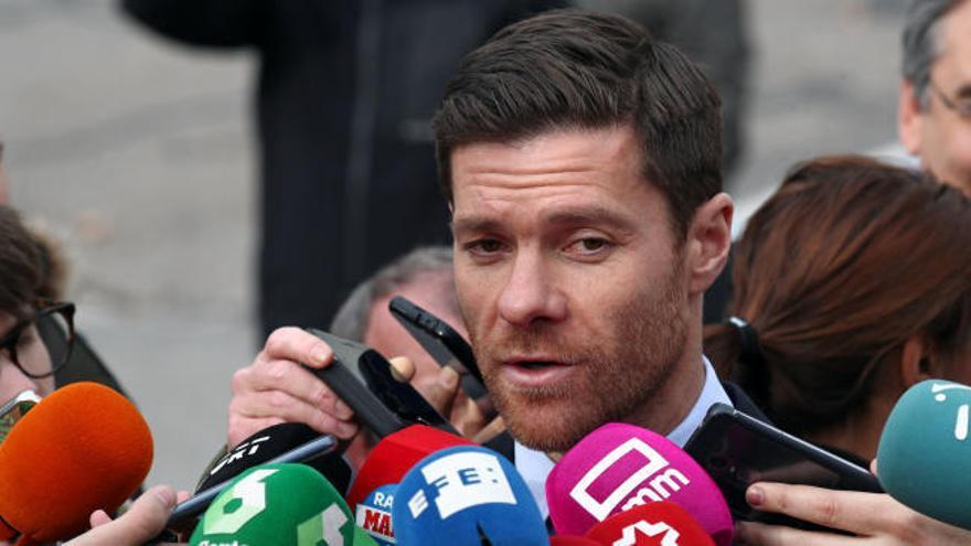 Suspendido el juicio a Xabi Alonso por las dudas sobre la competencia del tribunal