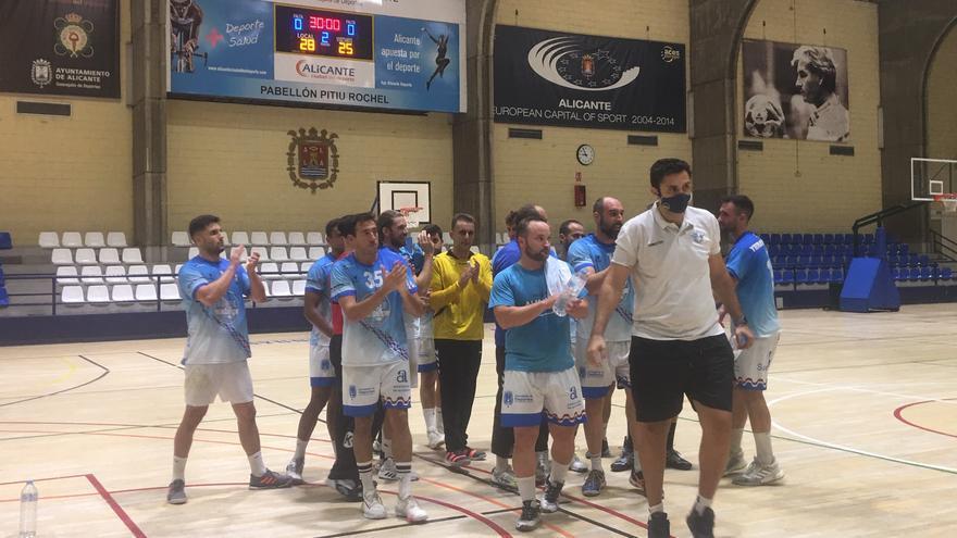 El Horneo Sporting Alicante sella la pretemporada con una victoria y ya piensa en su debut en plata