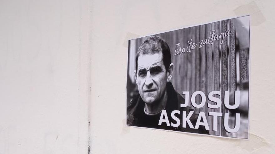 """EH Bildu pide la excarcelación de Josu Ternera para que sea """"atendido de su dolencia"""""""