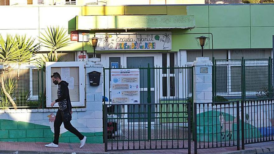 Cinco meses sin conserje en la escuela infantil de Monóvar