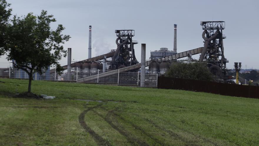 Arcelor invierte 8,2 millones para ensayar el uso de energía solar en hornos altos
