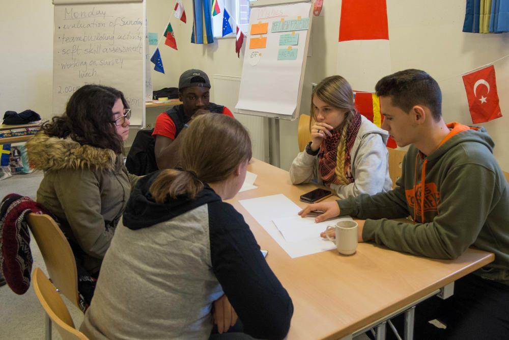 Projecte Vitae, Erasmus+ a l'IES Abastos de Valènc