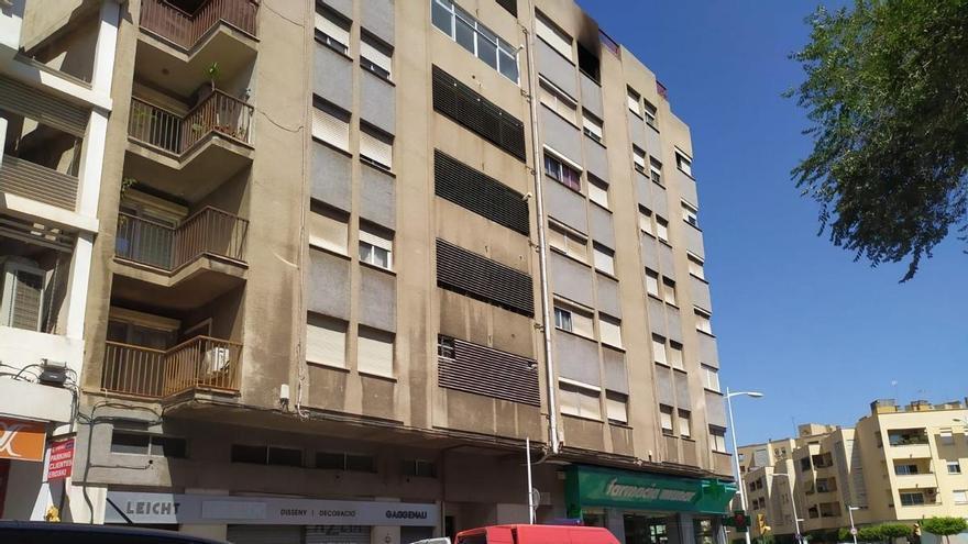 65-Jährige stirbt bei Wohnungsbrand in Palma de Mallorca