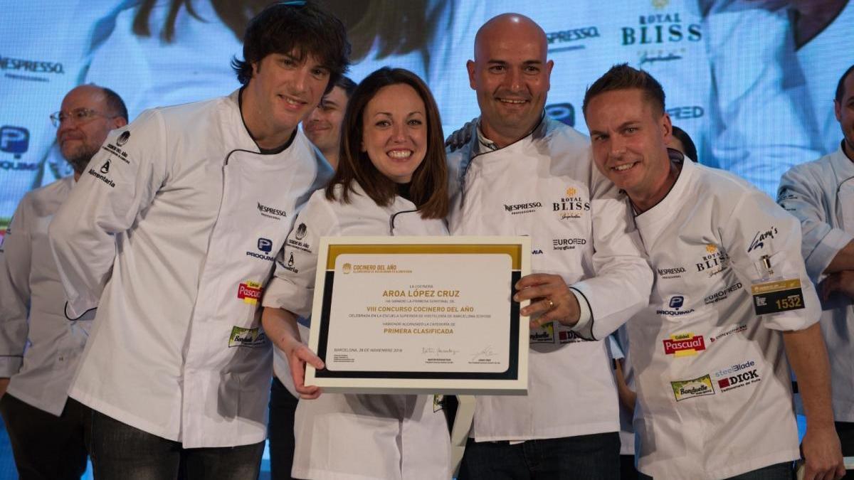 El concurso Cocinero del Año, con sabor a Castellón