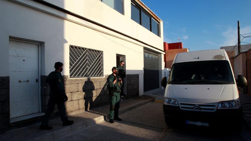 Cuatro detenidos en La Línea por blanquear dinero del narcotráfico
