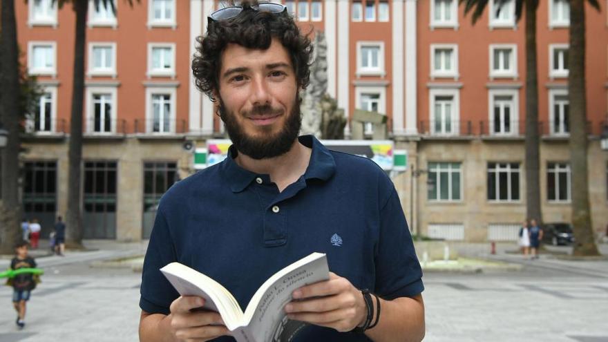 Fallece el joven periodista gallego Pablo Orosa a los 34 años