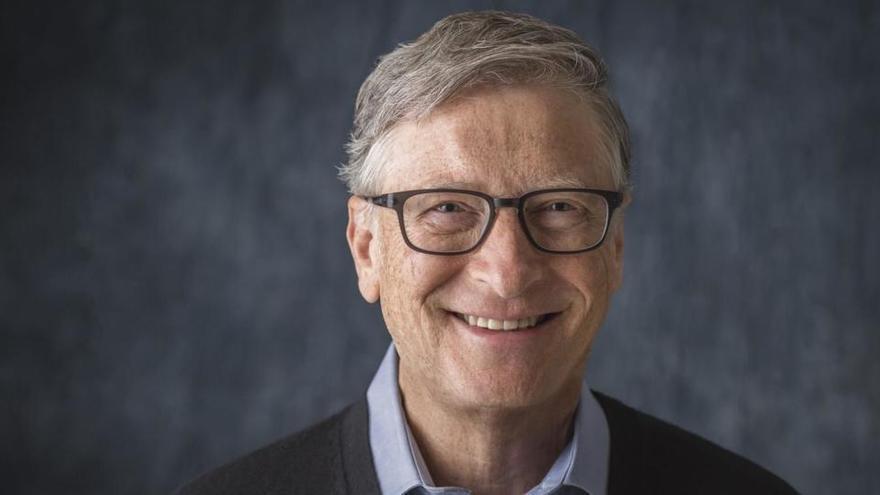 """Bill Gates: """"El cambio climático podría ser tan mortífero como el coronavirus en 2050"""""""