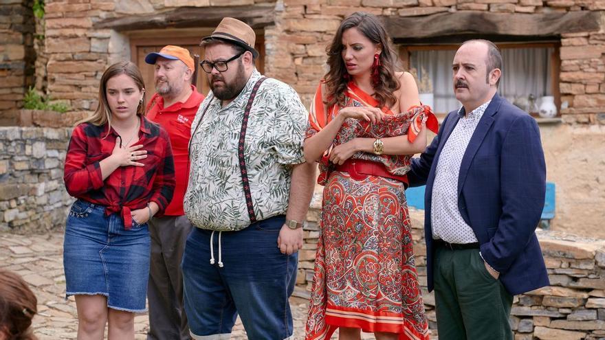 """Alberto Caballero lamenta y critica el trato de Telecinco a 'El pueblo': """"Invita a la reflexión"""""""