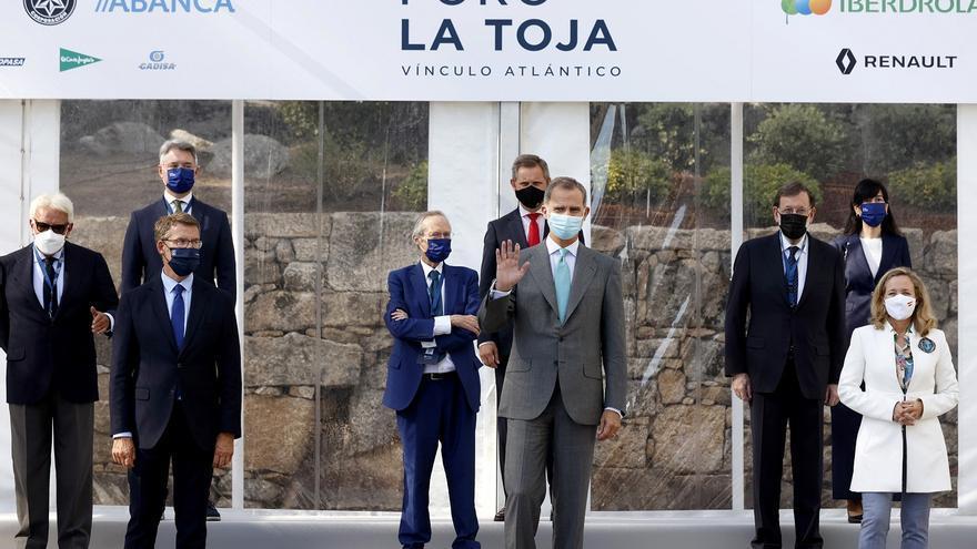 """El Rey llama a defender las conquistas democráticas frente a la amenaza """"aislacionista"""""""