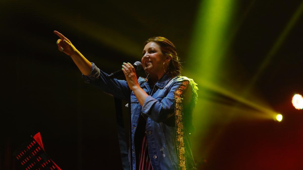 Niña Pastori cancela su concierto en València porque tiene coronavirus