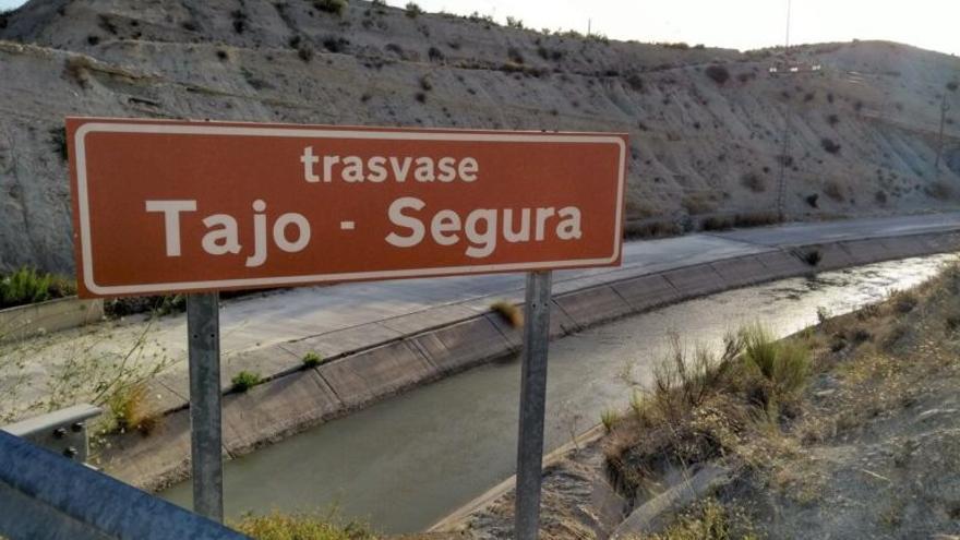 La 'guerra' del trasvase Tajo-Segura: cuatro actores, cuatro posturas