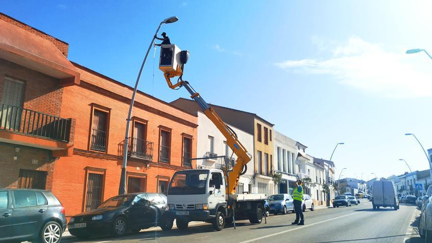 El ayuntamiento licita obras por 172.000 euros para alumbrado LED y el museo de la seta