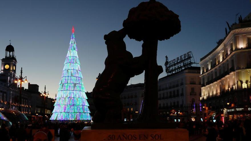 Madrid prohíbe celebrar las campanadas en Sol