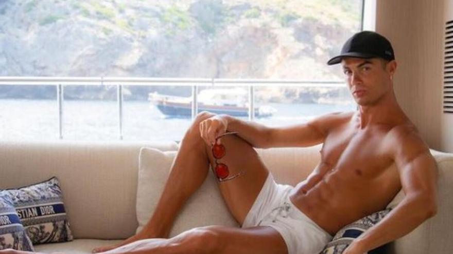 Esta es la dieta que sigue Cristiano Ronaldo para mantenerse en forma
