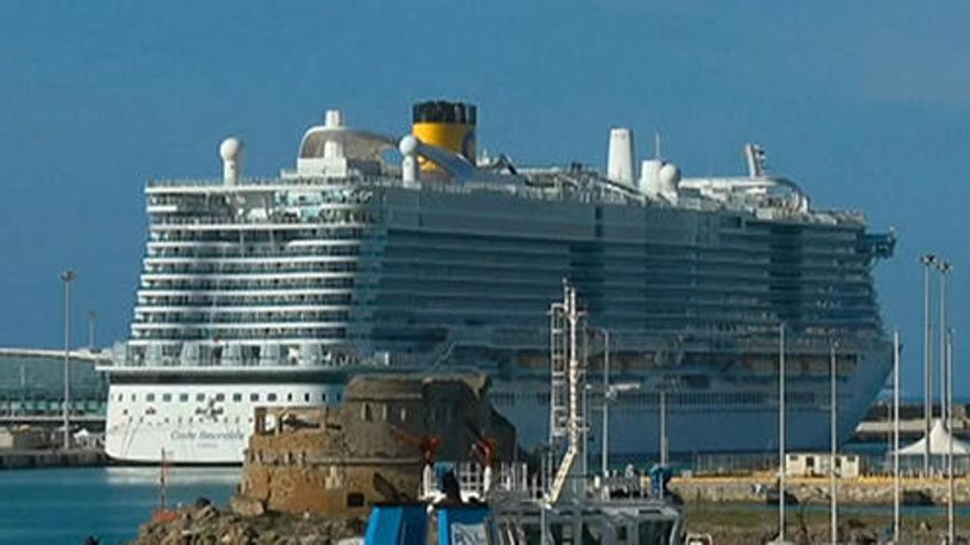 Un crucero que hizo escala en Palma, bloquedado en Italia por coronavirus