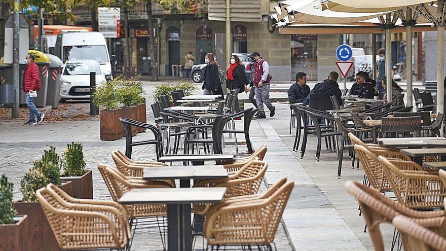 L'economia gironina destrueix 20.800 llocs de treball en un any