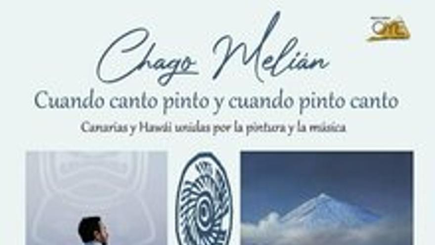 Fiestas de Julio: Chago Melián en concierto