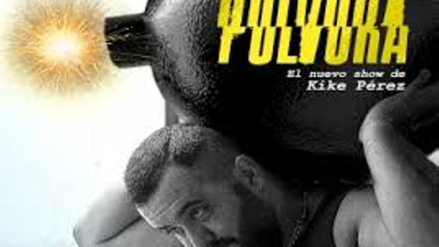 Kike Pérez 'Pólvora'